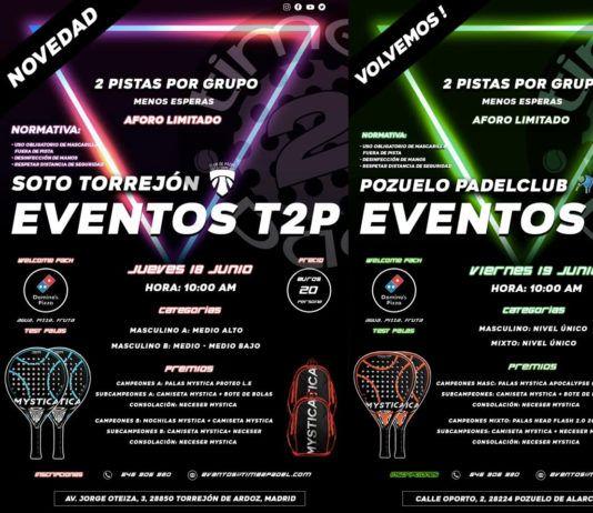 Tournois Time2Padel