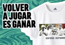 Adidas Padel lanza la promoción 'Volver a jugar es ganar'