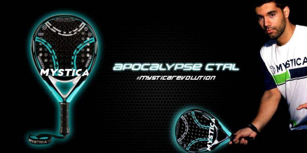 Mystica Apocalypse Ctrl 2020 analizada por Padelmanía.