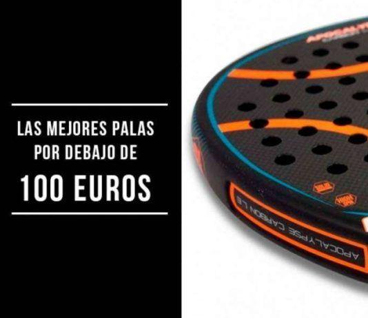 Raquettes de padel en dessous de 100 euros. | Padelmania
