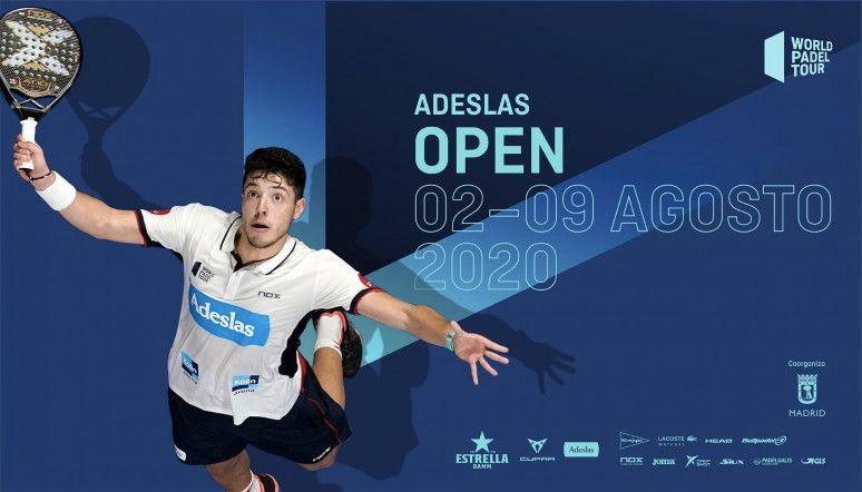 Adeslas Open. | Foto: World Padel Tour