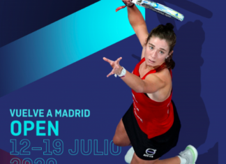 Torna a Madrid Open