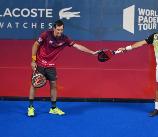 Précédent Estrella Damm Open. | Photo: World Padel Tour