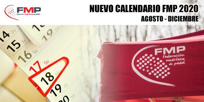 Calendario FMP