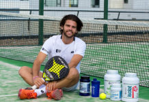 Javi Garrido se une a Scientiffic Nutrition