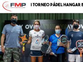 I TORNEO PÁDEL HANGAR by KUIKMA