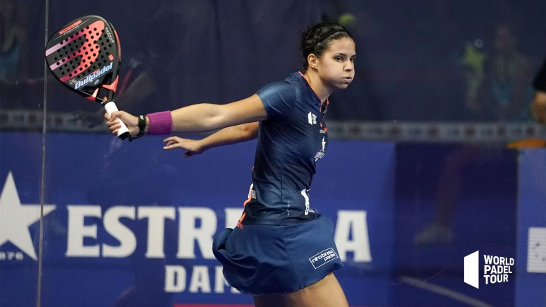 Delfi Brea. | Foto: World Padel Tour