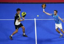 Precedente Ritorna agli Open di Madrid. | Foto: World Padel Tour
