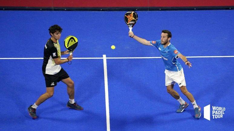 Precedente Ritorna agli Open di Madrid. | Foto: World Padel Tour