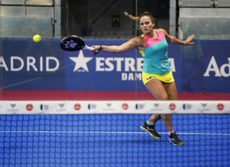 previa femenina del Vuelve a Madrid Open. | Foto: World Padel Tour