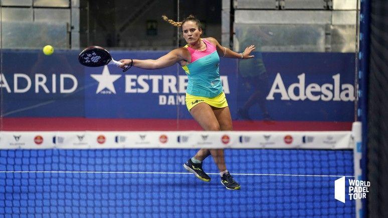 previa femenina del Vuelve a Madrid Open.   Foto: World Padel Tour