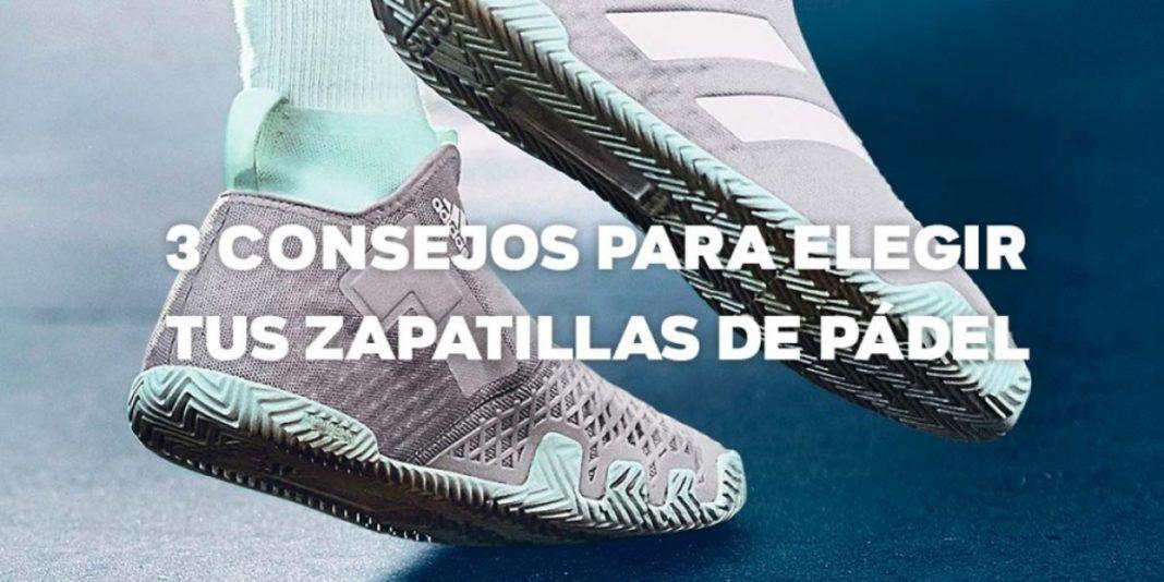 zapatillas de pádel Padelmanía.