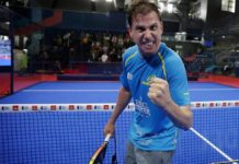 Paquito Navarro. | Photo: Tour du monde de padel