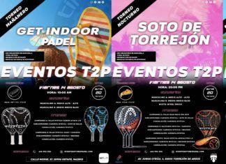 Tournois Time2Padel.