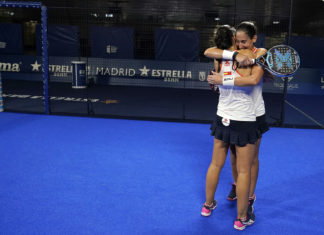 Final femenina del Adeslas Open. | Foto: World Padel Tour