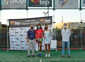 Martita Ortega y Bea González. | Foto: FEP