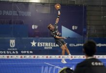 1/16 de l'Open d'Adeslas. | Photo: Tour du monde de padel