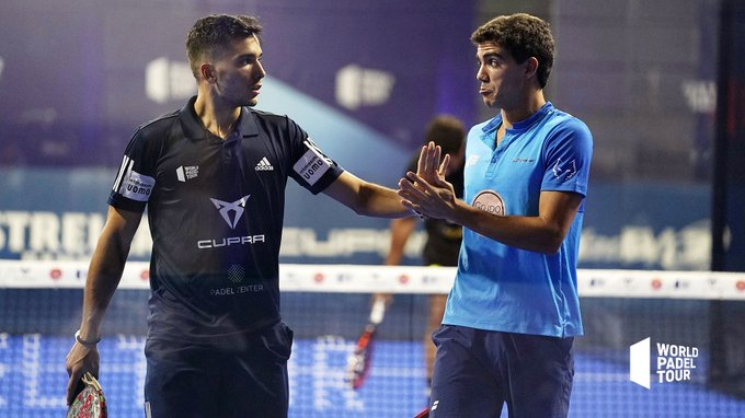 Octavos del Adeslas Open. | Foto: World Padel Tour