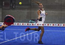 preprevia femenia del Adeslas Open. | Foto: World Padel Tour