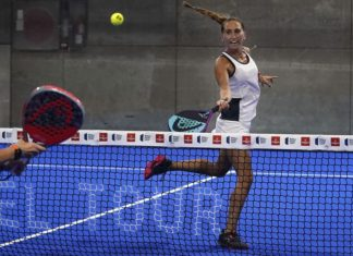 preprevia femenia del Adeslas Open. | Foto: World Padel Tour