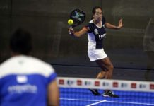 1/16 del Adeslas Open. | Foto: World Padel Tour