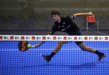 Precedente Adeslas Open. | Foto: World Padel Tour