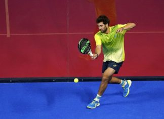 Preprevia Adeslas Open. | Foto: World Padel Tour