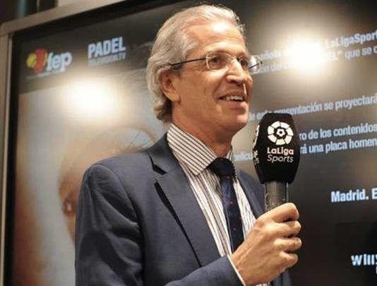 Ramón Morcillo, presidente della FEP.