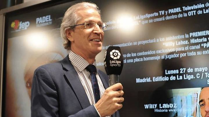 Ramón Morcillo, presidente de la FEP.