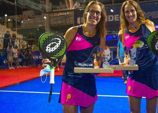 Finale Sardegna Open. | Foto: World padel Tour
