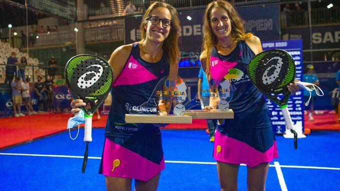 Final Cerdeña Open. | Foto: World padel Tour