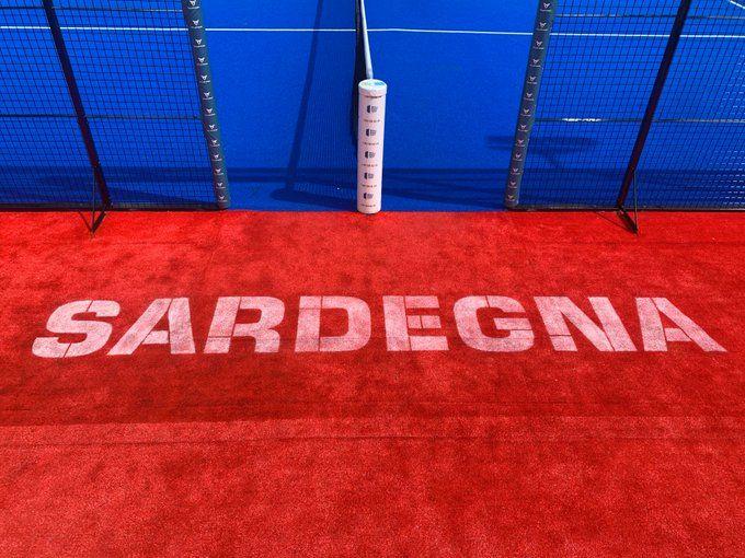 Cerdeña Open. | Foto: World Padel Tour