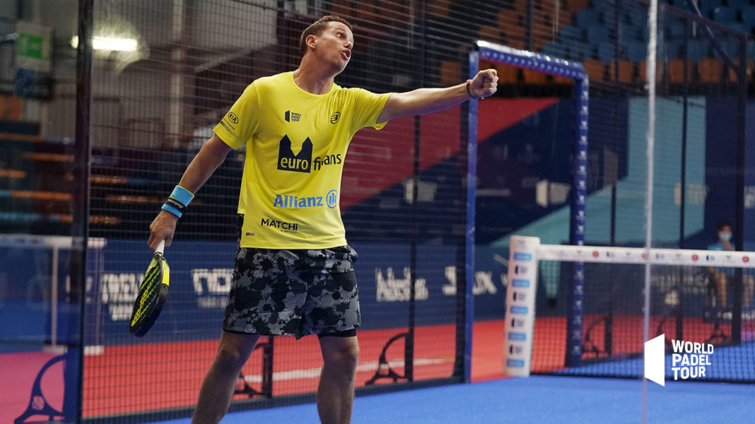 Octavos del Menorca Open. | Foto: World Padel Tour