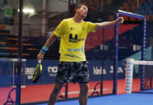 Ottavo del Menorca Open. | Foto: World Padel Tour