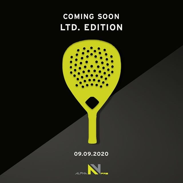 La nuova Alpha LTD di Head Padel.
