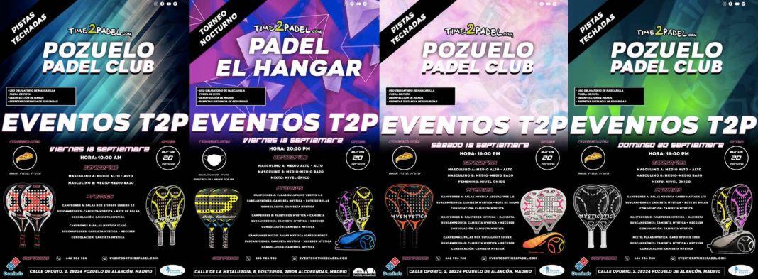 Torneos T2P.