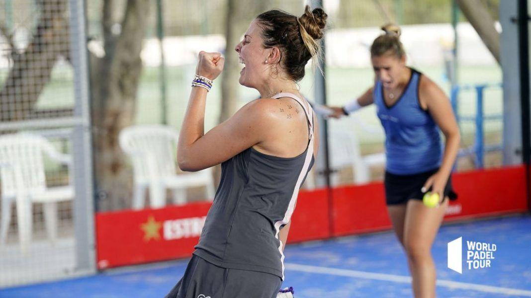 Anteprima femminile Menorca Open. | Foto: World Padel Tour