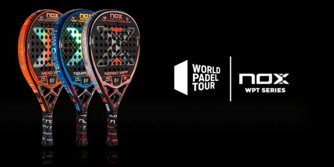 Padelmanía analiza la nueva colección NOX WPT Series.
