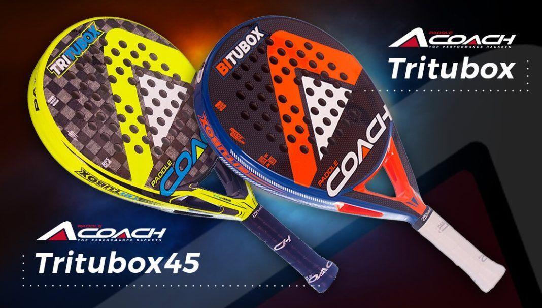 Tritubox y Bitubox: Leyenda y futuro se dan la mano en Paddle Coach