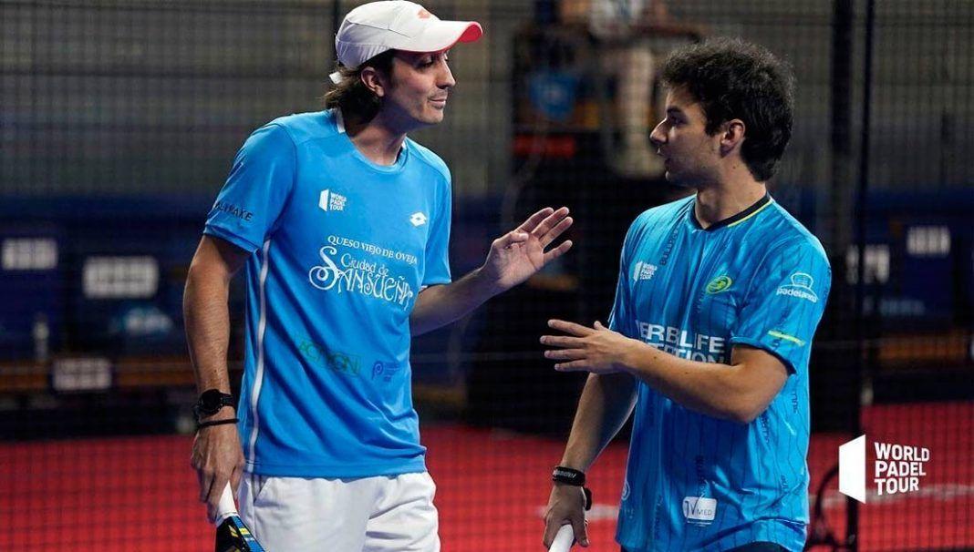 Adrián Blanco y Javier Martínez: Fin de ciclo