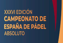 El Campeonato de España… ¡¡Listo para conquistar un espectacular Palacio!!