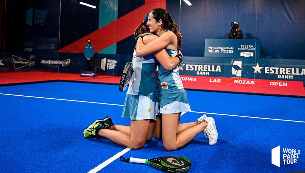 Las Rozas Open: Gemma y Lucía celebran con título su ascenso al número 1