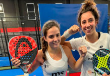 Las Rozas Open: Surprises and a lot of paddle tennis on the way to the women's semis