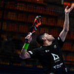 Las Rozas Open: Primera ronda sin grandes sorpresas en el Cuadro Masculino