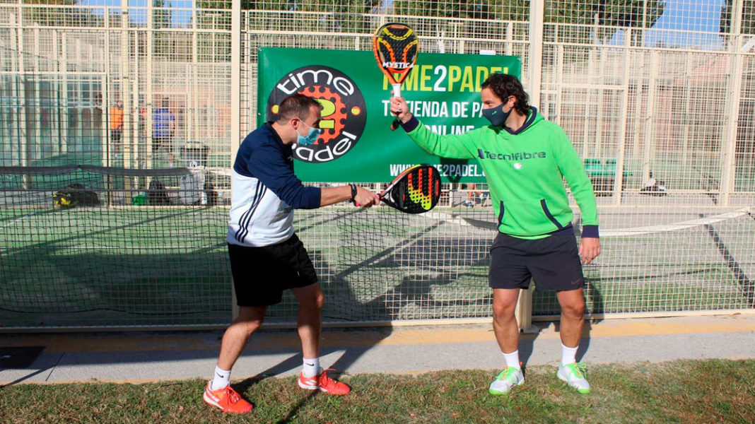 El gran récord de Torneos Time2Padel: Más de 1000 parejas en el mes de octubre