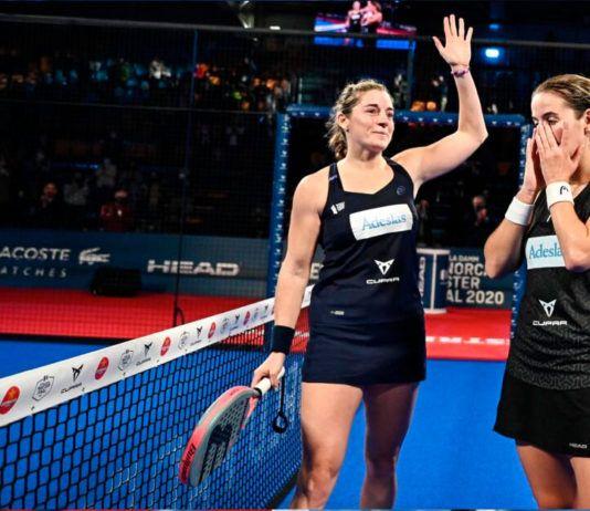 Las dos mejores parejas del mundo se jugarán el título de Maestras