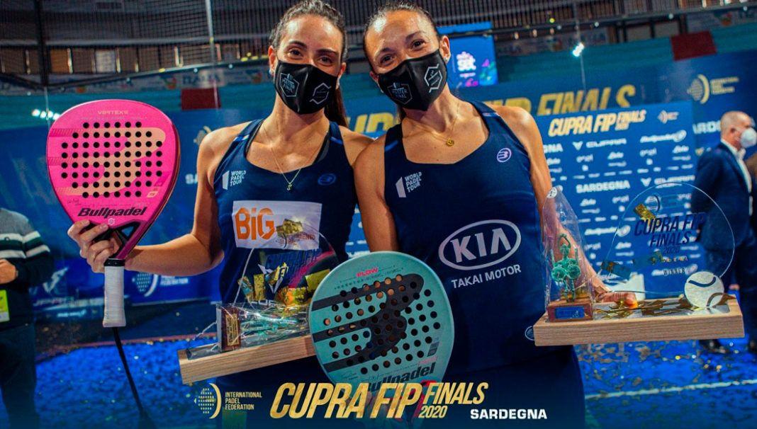 Finali CUPRA FIP: Virginia Riera e Sofía Araujo chiudono una stagione da ricordare in grande stile