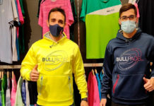 Sergio Alba e Francisco Gil si uniscono al team Bullpadel