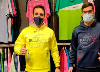 Sergio Alba y Francisco Gil se suman al Bullpadel Team