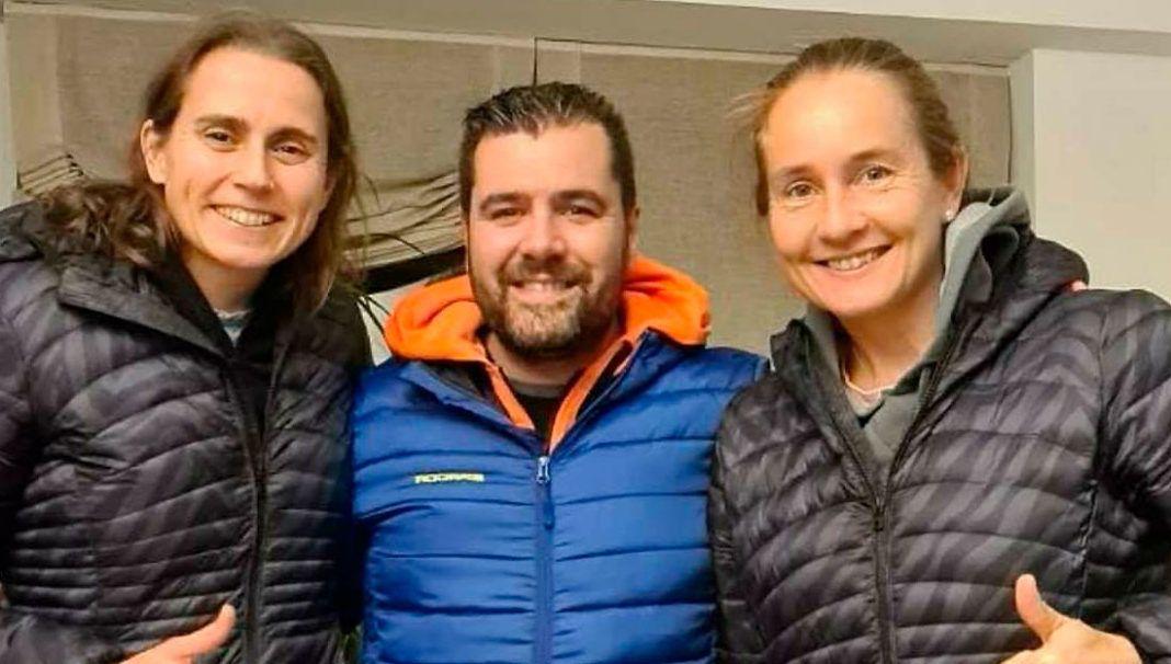 Carolina Navarro e Ceci Reiter tornano con Chema Martín